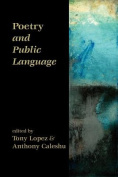 Poetry and Public Language