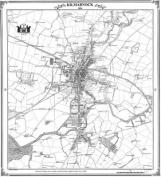 Kilmarnock 1856 Map