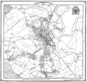 Stirling 1858 Map