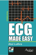 ECG Made Easy [With CDROM]