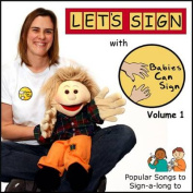 Let's Sign Songs for Children Audio CD [Audio]