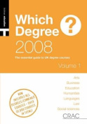 A Students' Guide to UK Degree Courses