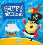 Happy Birthday - Pirates