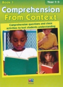 Comprehension from Context