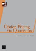 Option Pricing Via Quadrature