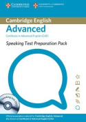 Speaking Test Preparation Pack for CAE Paperback with DVD