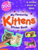 My Favourite Kittens Sticker Book