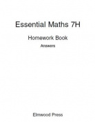 Essential Maths 7H Homework Book Answers