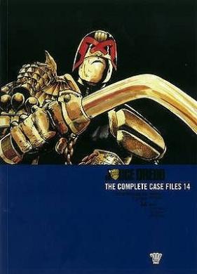 Judge Dredd: The Complete Case Files: v. 14