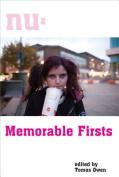 Nu2: Memorable Firsts