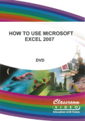 How to Use Microsoft Excel 2007 [Region 2]
