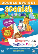 Spanish for Kids DVD Set [Region 2]