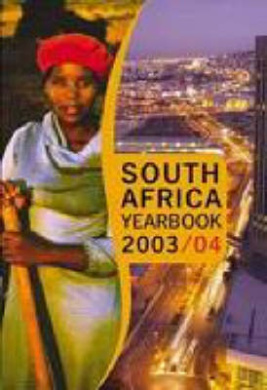 South Africa Yearbook 2003/2004: 2003/2004