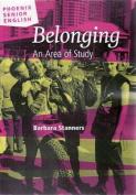 Belonging - an Area of Study