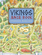 Viking Maze And Puzzle Book