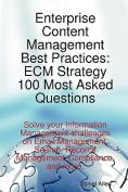 Enterprise Content Management Best Practices