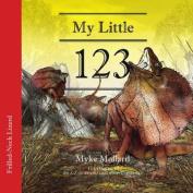 My Little 123 [Board book]
