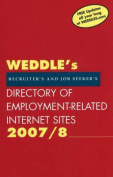 Weddle's Directory of Employment-Related Internet Sites