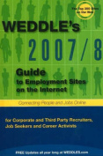 2007/8 Guide to Employment Sites on the Internet