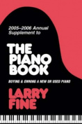 Annual Supplement to the Piano Book