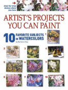 10 Favorite Subjects in Watercolors