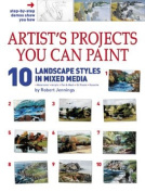 Artist's Projects You Can Paint