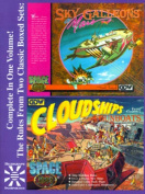 Sky Galleons of Mars & Cloudships & Gunboats