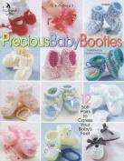Precious Baby Booties (Annie's Attic