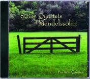 String Quartets of Mendelssohn [Audio]