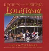 Recipes from Historic Louisiana