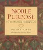 Noble Purpose