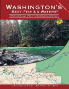 Anglers Book Supply Co 1-932098-52-6 Best Fishing Waters - Washington - New Edition