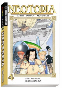 Neotopia Color Manga: v. 4