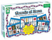 Sounds at Home [With 120 Game Tokens and 12 Game Boards and CD (Audio)]