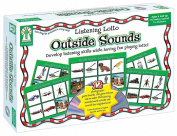 Outside Sounds [With Tokens and Gameboard and CD (Audio)]