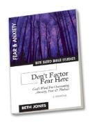 Don't Factor Fear Hear