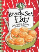 Ready, Set, Eat! Cookbook