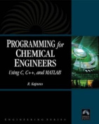 Programming for Chemical Engineers