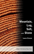 Mountain, Log, Salt, and Stone