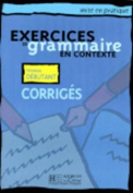 Exercices De Grammaire En Contexte - Level 10 [FRE]