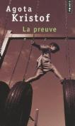 Preuve(la) [FRE]