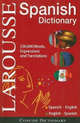 Larousse Concise Dictionary [Spanish]