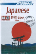 Japanese with Ease, Volume 1 [With Coursebook]