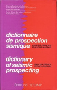 Dictionary of Seismic Prospecting