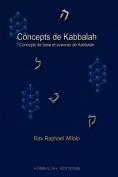 Concepts de Kabbalah [FRE]