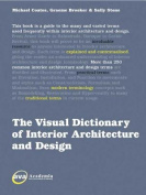 The Visual Dictionary of Interior Architecture and Design