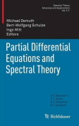Partial Differential Equations and Spectral Theory (Operator Theory