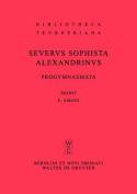 Progymnasmata Quae Exstant Omnia [GRC]