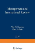 The Limits to Globalization and the Regional Strategies of Multinational Enterprises