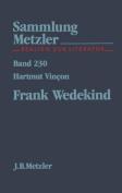 Frank Wedekind [GER]